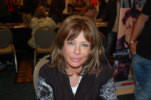 Kelly LeBrock at the Hollywood Show