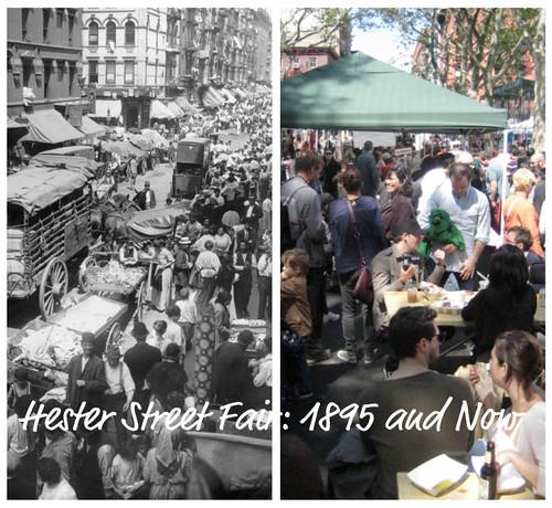 Hester Street Fair title