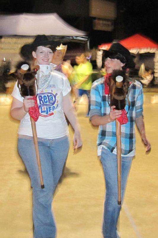 Cowboy Lap