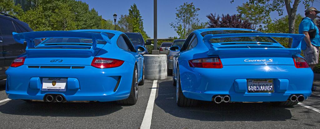 Vwvortex Com 13 Riviera Blue Tt Rs Do You Want One