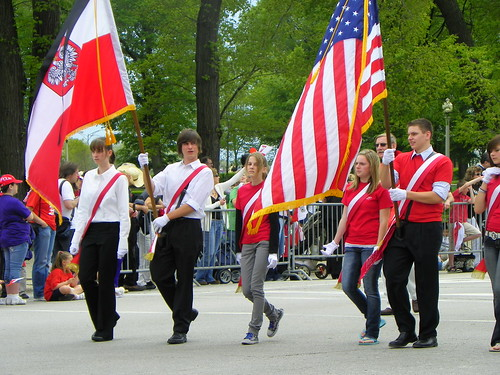 Parada Konstytucji 3 maja Chicago 2010 (228)
