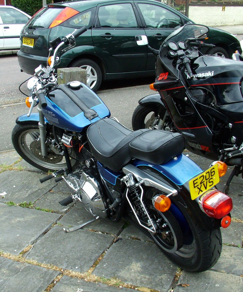 1987 H-D 1340cc