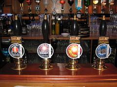 Charters (Boffin PC) Tags: pub peterborough dutchbarge townbridge oakhamales gbg2010