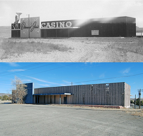 Diamond Jim's Casino, Then & Now