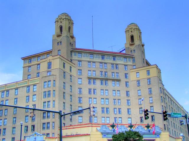 Arlington Hotel by David A. Brooks