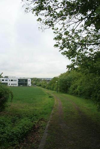 Fußweg in Holzwickede