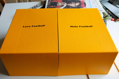 Love-Hate football 8266 R