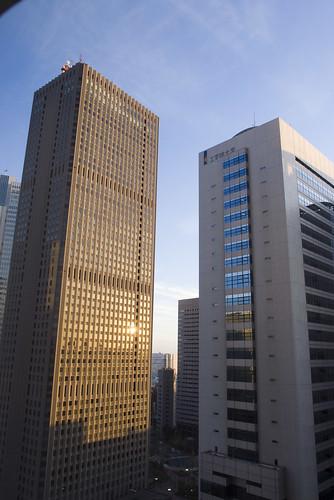 東京自由行 早餐 街景