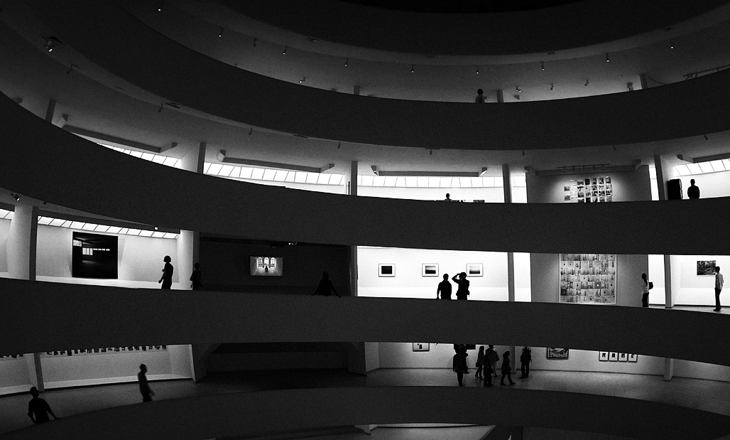 Guggenheim Interior (38/365)
