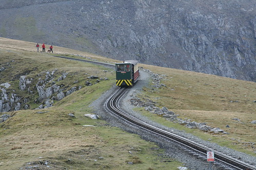 Snowdon mountain Railway # 9 Ninian
