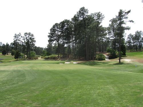 Pinehurst Number 4 golf course