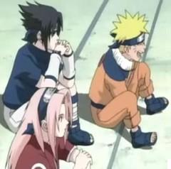 Team 7 (darkvader76) Tags: ninjas sharingan minato shinobi uchiha konoha jiraiya rasengan shonenjump orochimaru itachi team7 sannin hokage narutoshippuden kushina narutosasukesakuranarutosasuke