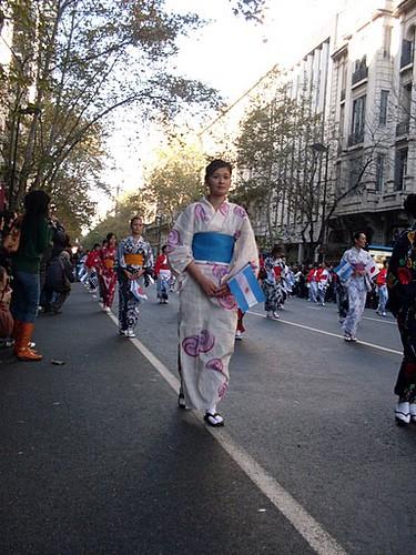 Desfile de la Comunidad japonesa en buenos aires - 5