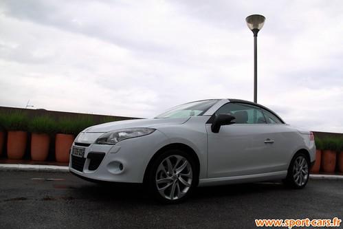 Essai Renault Megane Coupe cabrio 9