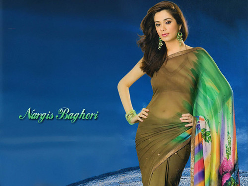 Desi babe Nargis Bagheri