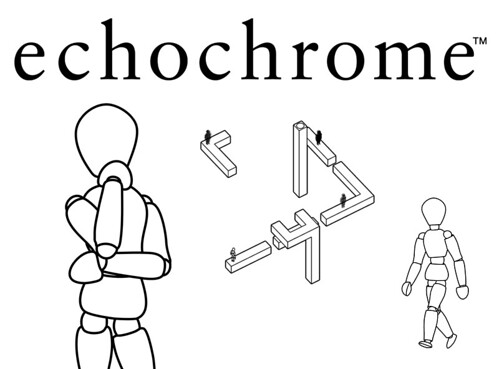 echochrome for PS3 and PSP (PSN)