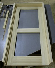 Door in progress
