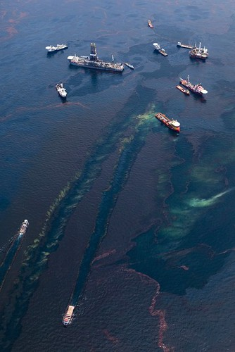 bp oil spill 2010