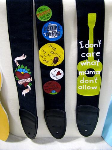 Kid's straps