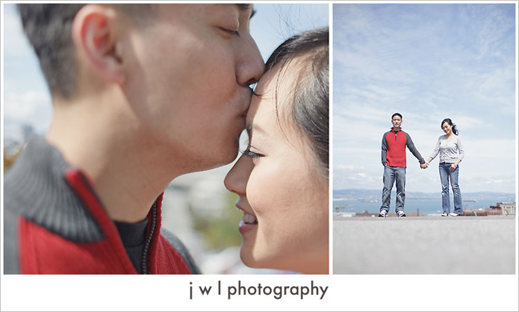 San Francisco engagement session, Ophelia + Vince, j w l photography_04