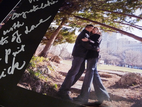 婚礼Guest Book订婚照片书