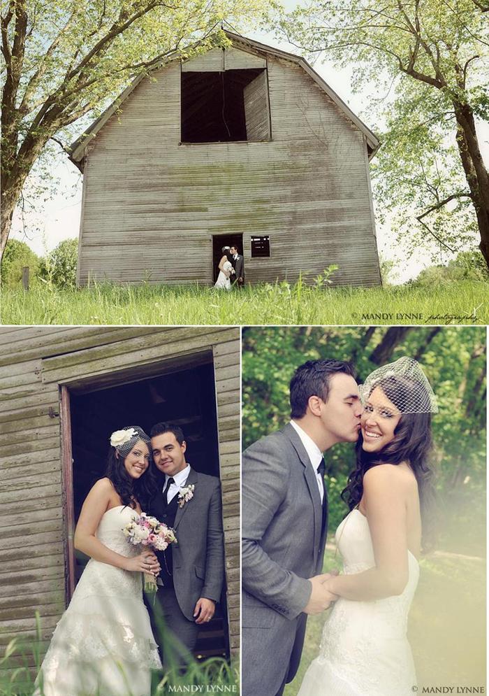 Josh & Whitney Wedding