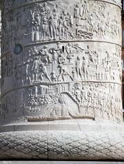 Column of Trajan Lower Registers