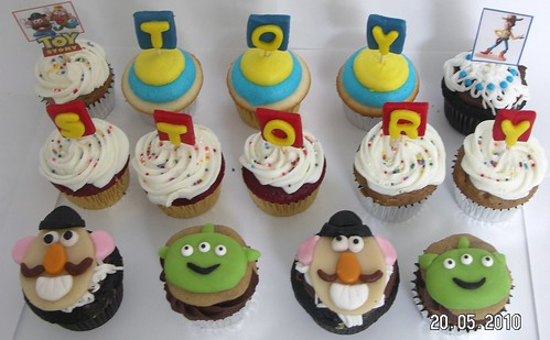 Toy Story Cupcake - 180