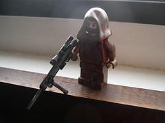 Gillie sniper (RangerRyan1) Tags: lego sniper brickarms