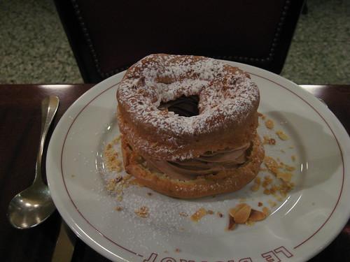 Bistro Paul Bert, Paris Brest Dessert