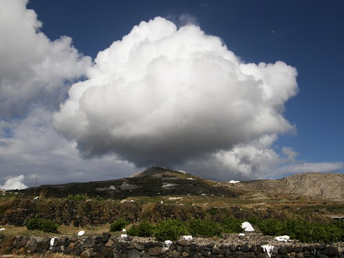 Clouds over Pyrgos