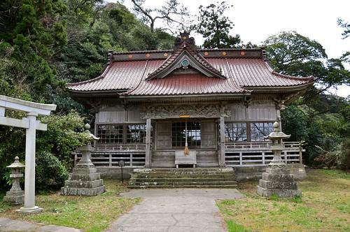 Templo en Ogi