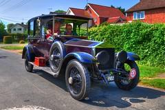 1922 Rolls Royce Silver Ghost - HDR