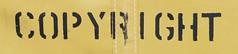 Copyright (Washington, DC) (takomabibelot) Tags: copyright geotagged washingtondc stencil libraryofcongress langeng geo:lat=3888907039 geo:lon=7700275540 onewordcopyright