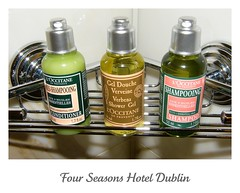 The wonderful Four Seasons Hotel Dublin, locat...