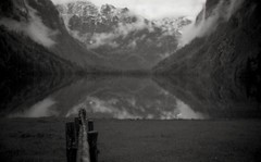 (cookiemonster988) Tags: camera leica 35mm blackwhite m6 knigssee summilux35mm