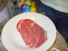 香煎美國紐約客厚牛排