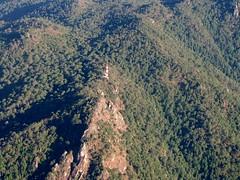 Sierras de Puerto Vallarta (Hotu Matua) Tags: mountain view jalisco aerial sierra vista montaa range area luftbild delair