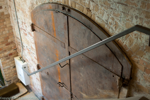 Railing Door