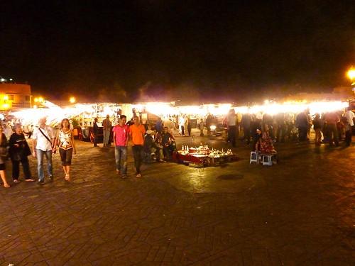 Marrakech: Jemaa El Fna