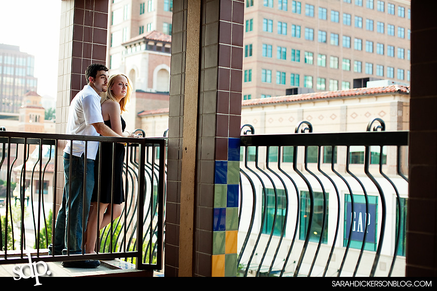 Kansas City engagement photographers