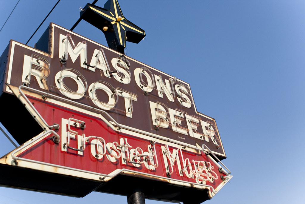 mason's rootbeer