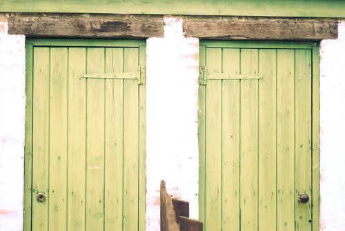 300510_ green doors