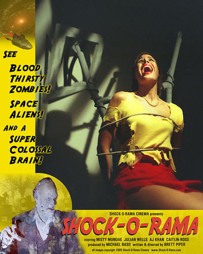 Shock-O-Rama / Directed by Brett Piper