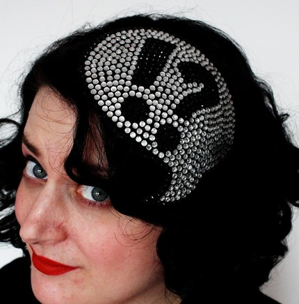 Janine Basil comic head accessories Etsy 3