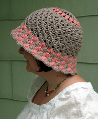 new hat patterns at Knit Picks