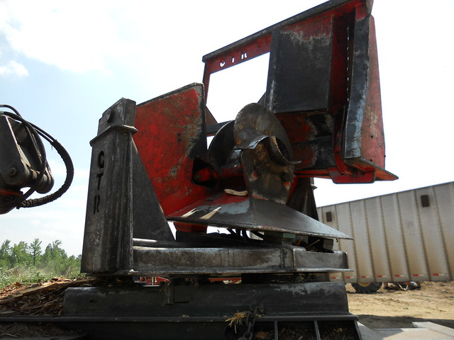 2007 CAT 575DS Knuckleboom Loader For Sale 10 by Jesse Sewell