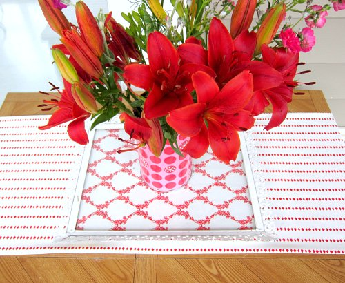 thrifty centerpiece