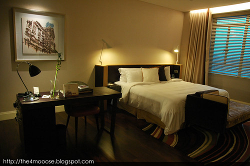 Ascott Raffles Place - Bedroom