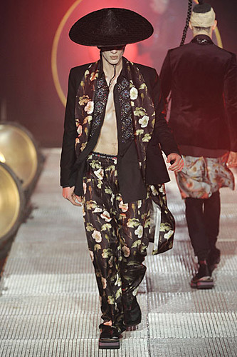 Paul Boche_FW10_Paris_John Galliano